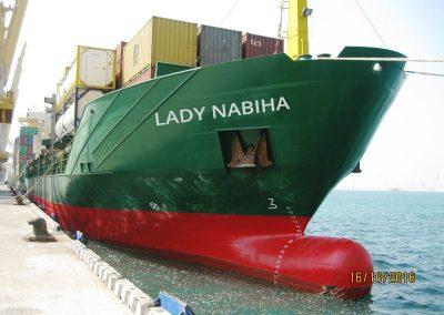 M/V Lady Nabiha
